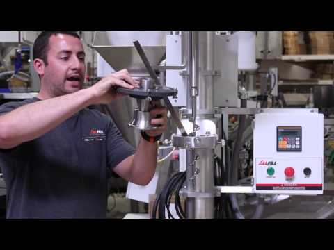 Auger Fillers | Educational Demonstration | All-Fill Inc - Model B-SV-600 - sold by All-Fill