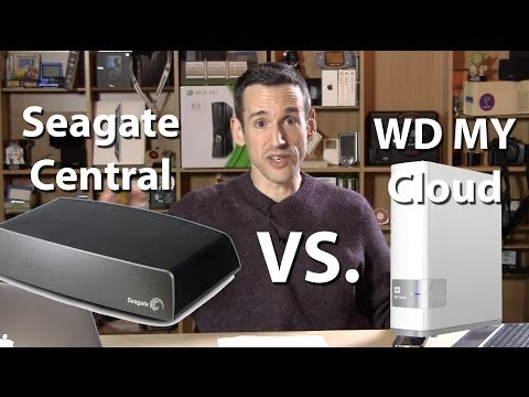 Seagate Central Review – Compared to WD My Cloud – Network Hard Drive