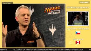 World Magic Cup 2014: Worlds Week Memories with Mark Rosewater (Part 1)