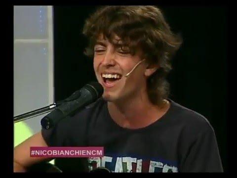 Nicolás Bianchi video Nico Bianchi - Irresponsable (Cover Babasónicos)  - CM Estudio 2016