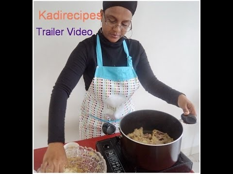 Kadirecipes trailer