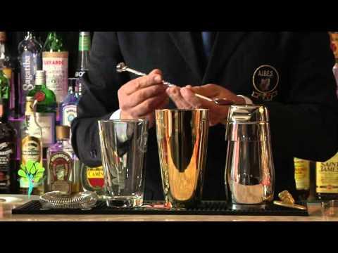 Il Barman e gli attrezzi del mestiere