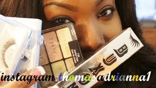 MY FAVORITE BEAUTY PRODUCTS!! instagram giveaway!