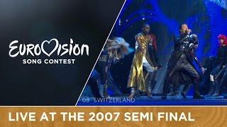 DJ BoBo - Vampires Are Alive (Switzerland) Live 2007 Eurovision Song Contest