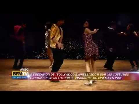 """A L'occasion De """"Bollywood Express"""" (видео)"""
