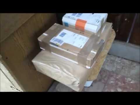 Die Post-/Paketbox - fast komplett Gratis selbst gebaut