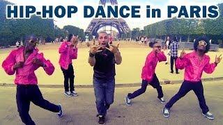 Get Lucky Dance (Daft Punk Feat Pharrell Wiliams) in Paris - Guillaume Lorentz