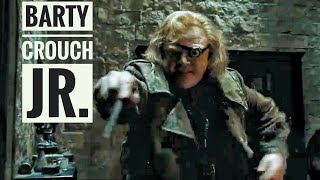 Mad Eye Moody reveals his secrets |Harry Potter and the Goblet of Fire | Part 1