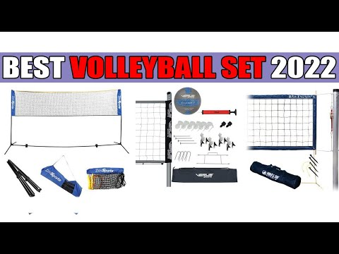 Top 5 Best Outdoor Volleyball Sets Reviews