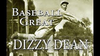 Baseball Legend - Dizzy Dean