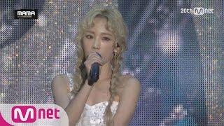 [TAEYEON-I] KPOP Concert MAMA 2015   EP.1