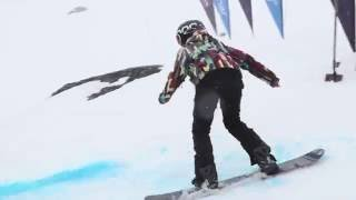 Mountain Dew Banked Slalom