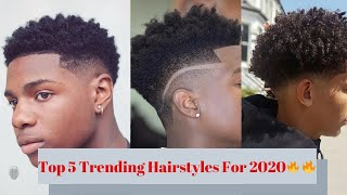Top 5 Trending Hairstyles For 2020