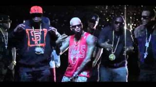 Music Video E-40 - Function ft. Chris Brown, Young Jeezy, Red Cafe, French Montana & Problem (Remix)
