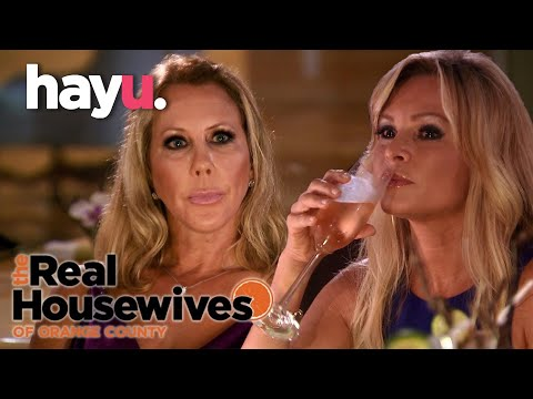 The Housewives Confront Tamra in Bali | The Real Housewives of Orange County