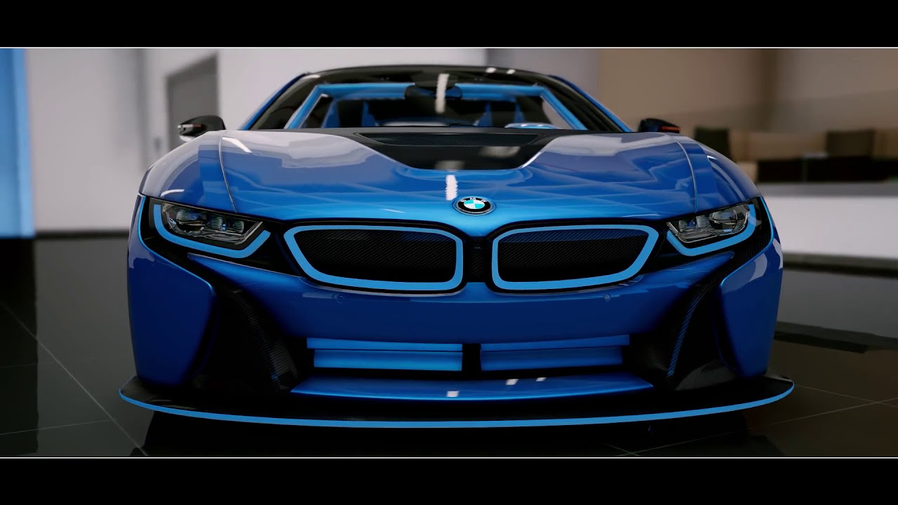 Bmw I8 Ac Schnitzer Add On Oiv Gta5 Mods Com