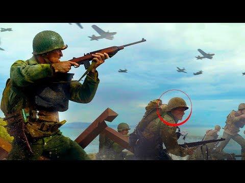 АД! - ВТОРАЯ МИРОВАЯ ВО ВСЕХ КРАСКАХ! - ПЕРВЫЙ ВЗГЛЯД НА Call of Duty: WW2
