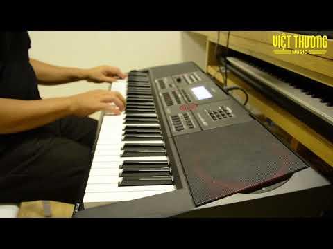 Bài Thánh Ca Buồn - Casio CT-X5000