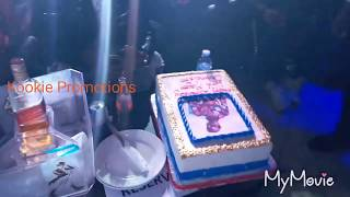 Jose Chameleone Gets a Surprise Birthday At Club Amnesia.