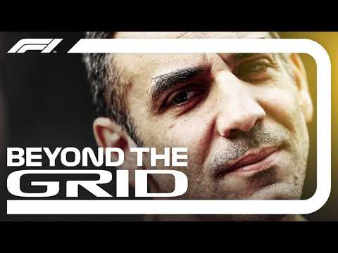 Cyril Abiteboul Interview | Beyond The Grid | Official F1 Podcast