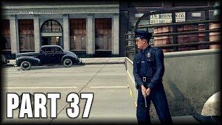 L.A. Noire - 100% Walkthrough Part 37 [PS4] – Trophy: Roscoe and Friends