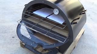 Κυκλοθερμικός ξυλόφουρνος by A.S. factory (woodburning oven)