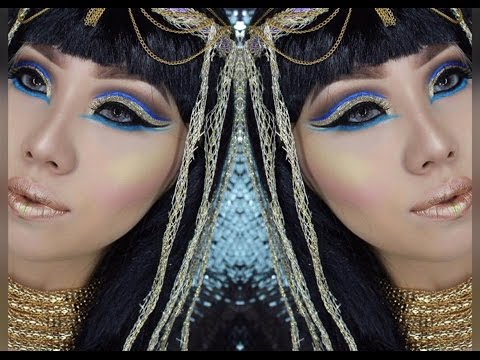 Cleopatra Makeup tutorial