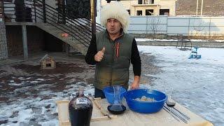 КЕБАБ из РЫБЫ на мангале. ШАШЛЫК по-кавказски. ENG SUB.