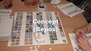 Test Concept (Repos): Rezension von Spiele-Podcast.de