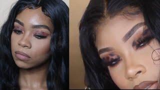 Aaliyah jay cheetah print look 🔥🔥🔥 (FAIL OR FLEEK?)