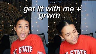 2018 Music Playlist + GRWM | Azlia Williams