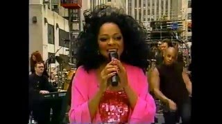 DIANA ROSS  Baby Love/Stop! In the Name of Love Today Show