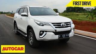 FORTUNER-power up booster