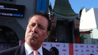 Red Carpet Interview with Chris Lemmon at 2016 TCM Film Festival #TCMFF