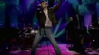 Sebastian Pigott top 8 singing Lucille