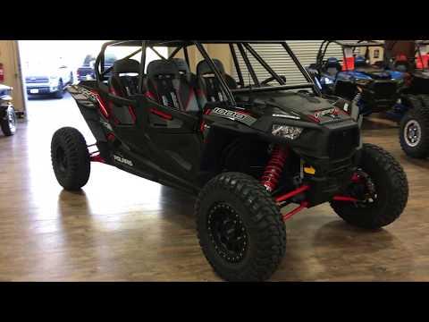 2018 Polaris RZR XP 4 1000 EPS Ride Command Edition in Murrieta, California