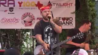 """Busted"" Bart Crow Band"
