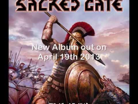 SACRED GATE Warriors of the World united (Manowar cover)