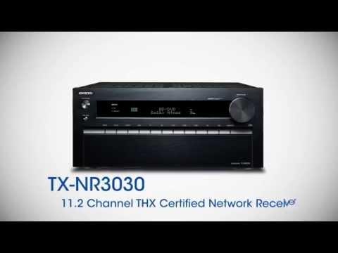 ONKYO - TX-NR3030 Network A/V Receiver image 1