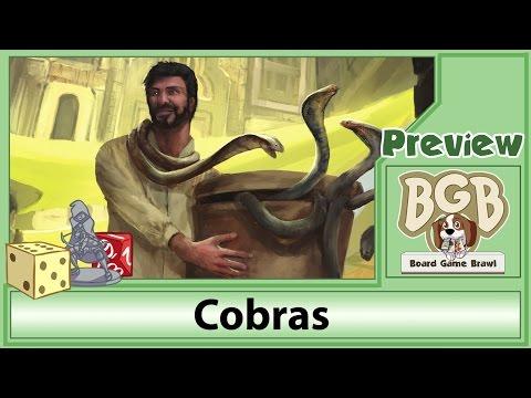 PREVIEW: Cobras