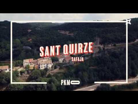 Sant Quirze Safaja, des del cel