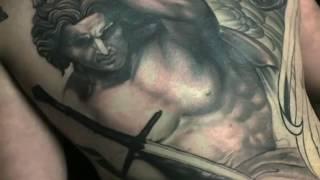 41 Angel Tattoos Ideas For Men & Women