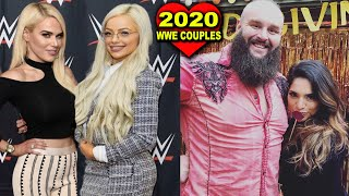 10 Most Shocking WWE Couples 2020 - Lana & Liv Morgan, Braun Strowman & New Girlfriend