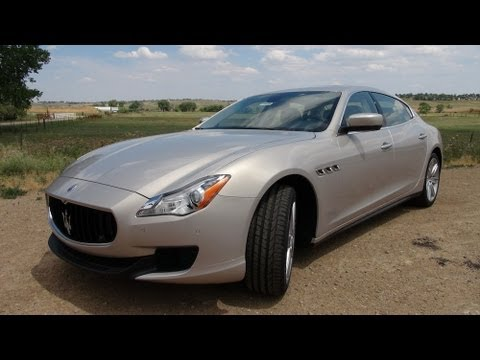 Maserati Quattroporte: Quick Take Drive and Review