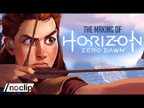تحميل لعبة horizon zero dawn pc