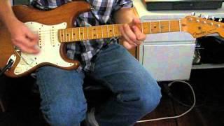 Stone Free - Jimi Hendrix cover