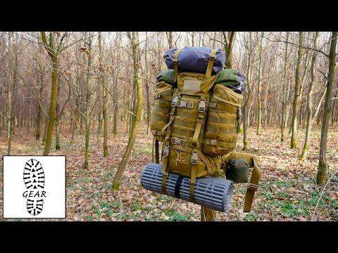 "Trekkingrucksack ""Raccoon 45"" von Wisport"