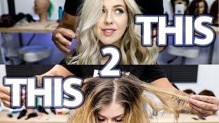 Is The Perfect Blonde Hair Color Formula Finally Here? Plus NEW Studio Sneak Peek