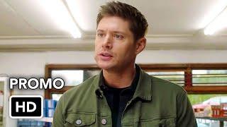 "Сверхъестественное, Supernatural 15x10 Promo ""The Heroes' Journey"" (HD) Season 15 Episode 10 Promo"