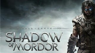 Shadow of mordor cast 1 sem zatracen